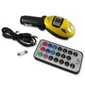 FM transmitter Vajíčko žlutý