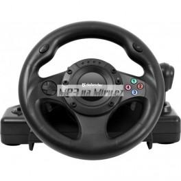Herní Volant Drift GT USB 2 vibrační motory