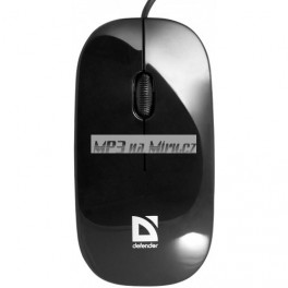 Kabelová myš Netsprinter 440 USB černá