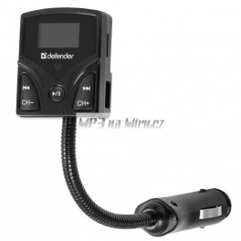 LCD FM transmitter USB RT-Feet