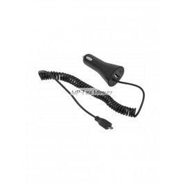 MicroUSB CL nabíječka 12V, 24V, USB slot