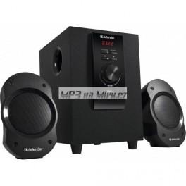 MP3 repro sestava 2.1 s FM tunerem Sirocco S10