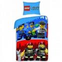 Dětské povlečení Lego City 100% bavlna