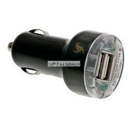 Auto rozdvojka 2x USB univerzální