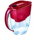 Filtrační konvice Aquaphor Ametyst 2,8l červená