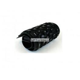 Silikonová klávesnice rolovací černá