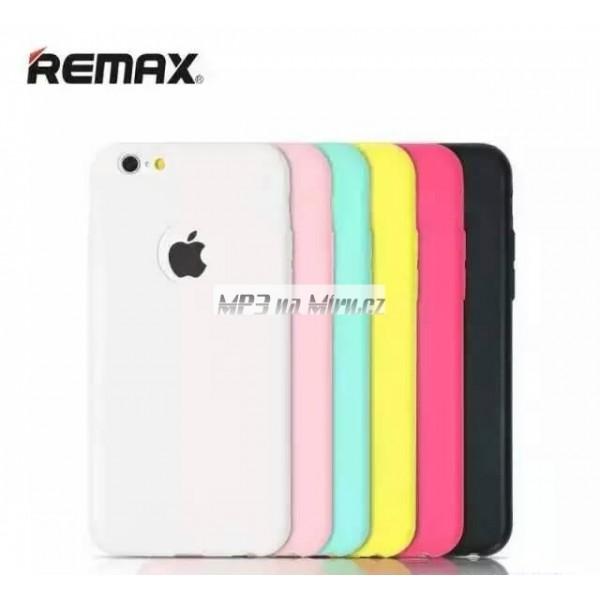 Silikonový obal Jelly iPhone 6  6s růžový - MP3naMiru.cz 46e8c763701