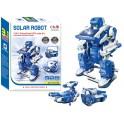 Solární kit ROBOT 3v1 stavebnice DIY