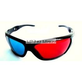 3D brýle červeno - modré