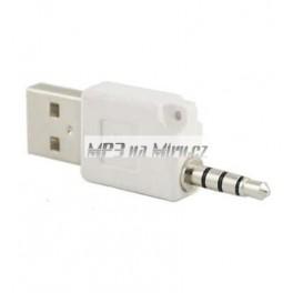 USB redukce 3,5 jack Ipod Shuffle