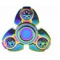 Fidget Spinner Rainbow hliník