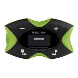 ARENA Swimming MP3 přehrávač PRO limetka