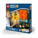 Orientační světlo Lego Nexo Knights svíticí LED