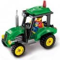 Enlighten stavebnice Traktor 112 dílů