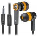 Peckové sluchátka Sport Pulse 420 oranžové