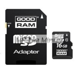 GoodRam 16GB micro SDHC CLASS 4