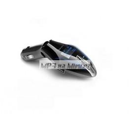 Bezdrátový FM transmitter MP3 modrý