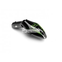 Bezdrátový FM transmitter MP3 zelený