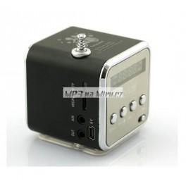 Cestovní reproduktor na USB s FM rádiem