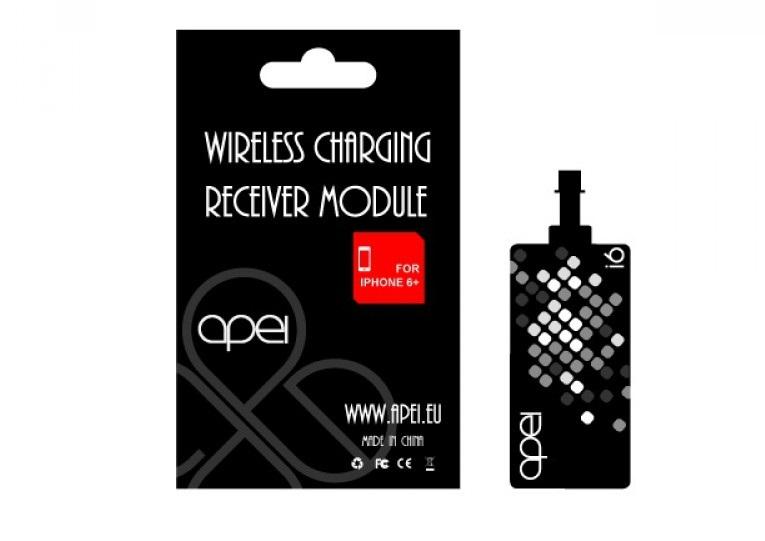 Qi je standardní rozhraní, které umožňuje bezdrátové nabíjení vašeho mobilního zařízení, které bylo založeno skupinou WPC (Wireless Power Consortium). Vyzkoušejte tento nový typ nabíjení pro Váš mobilní telefon iphone 6 plus!