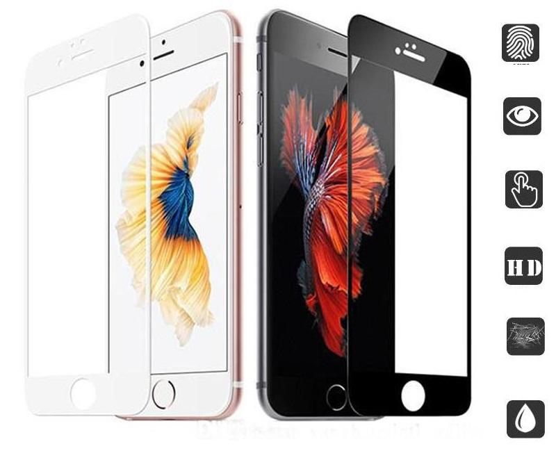 Celý kryt jednoduše přilepíte na displej vašeho telefonu iPhone 7, kde zůstane pevně držet bez jakýchkoliv mezer či omezení v dotykovosti.Ten je vyroben ze speciálně zpracovaného skla, které ochrání LCD displej zařízení před poškozením pádem i před poškrábáním, a zároveň si zachovává tloušťku pouhých 0,3 mm.