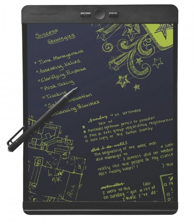 Interaktivní tabule Boogie Board Blackboard představují ideální řešení pro výuku a prezentace. Vtáhněte účastníky Vašeho školení do děje. S interaktivními tabulemi je to hračka.