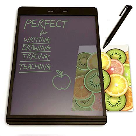 Až příště budete chtít vzít do ruky list papíru, zadržte! Vezměte si raději tablet Boogie Board, ekologickou alternativu k poznámkovým blokům, zápisníkům nebo náčrtníkům.