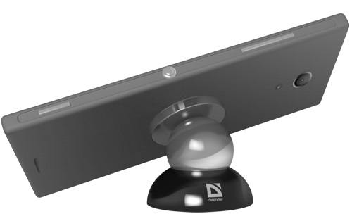 Univerzální elegantní magnetický držák Defender Car holder 106 na palubní desku automobilu pro Apple iPhone a další zařízení. Provedení tohoto držáku je netradiční, ale o to více praktické.
