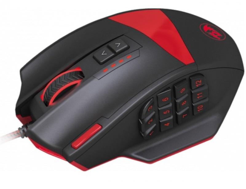 Herní myš Defender Redragon Foxbat je skvělým pomocníkem pro hraní vašich nejoblíbenějších her.