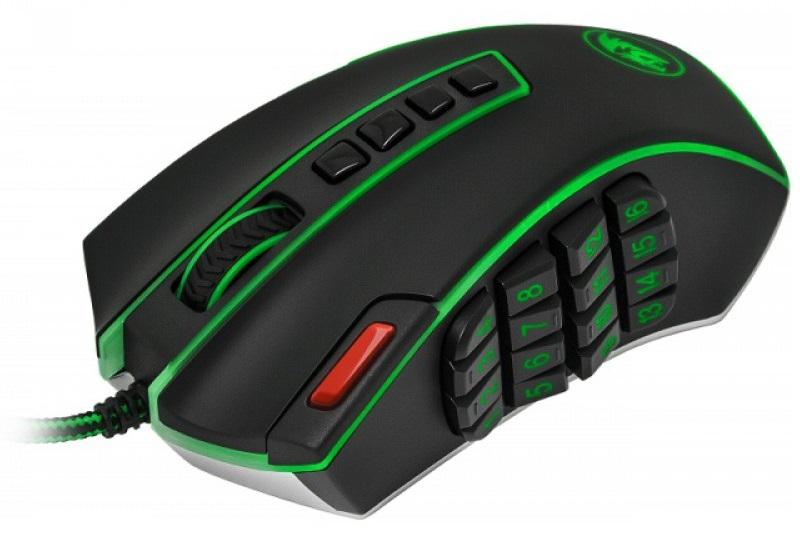 Herní myš Defender Redragon Legend je špičkovým pomocníkem pro hraní Vašich nejoblíbenějších her.