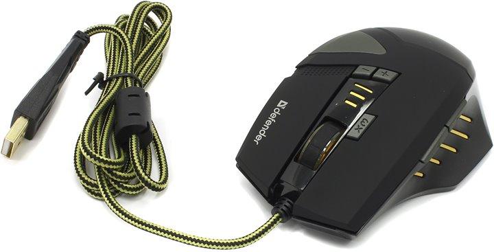 Kvalitní drátová herní myš Warhead představuje cenově přívětivou volbu nejen pro hráče, ale také pro běžně pracující uživatele.