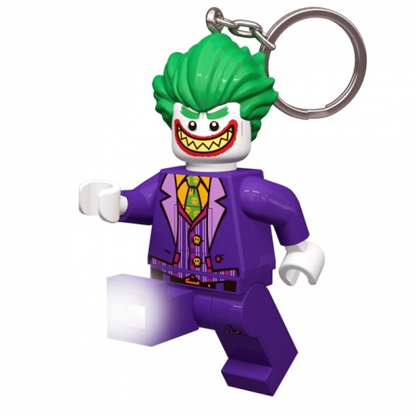 Vyberte si stylovou klíčenku s motivem jednoho z DC Batman Movie super hrdinů a dopřejte si opravdu originální přívěšek na klíče s puncem kvality značky LEGO.