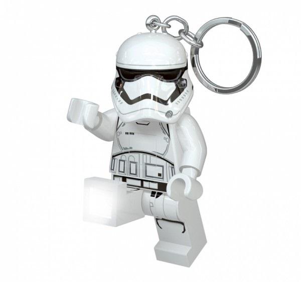 Vyberte si stylovou klíčenku s motivem jednoho z Star Wars super hrdinů a dopřejte si opravdu originální přívěšek na klíče s puncem kvality značky LEGO.