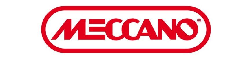 """Výrobce stavebnic Meccano neboli originální """"šroubovací"""" stavebnice, vyráběné v Anglii již od roku 1901."""