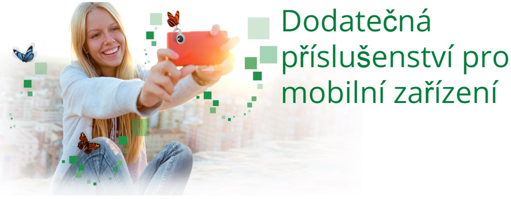 Ostatní příslušenství a vychytávky pro Vaše mobilní zařízení.