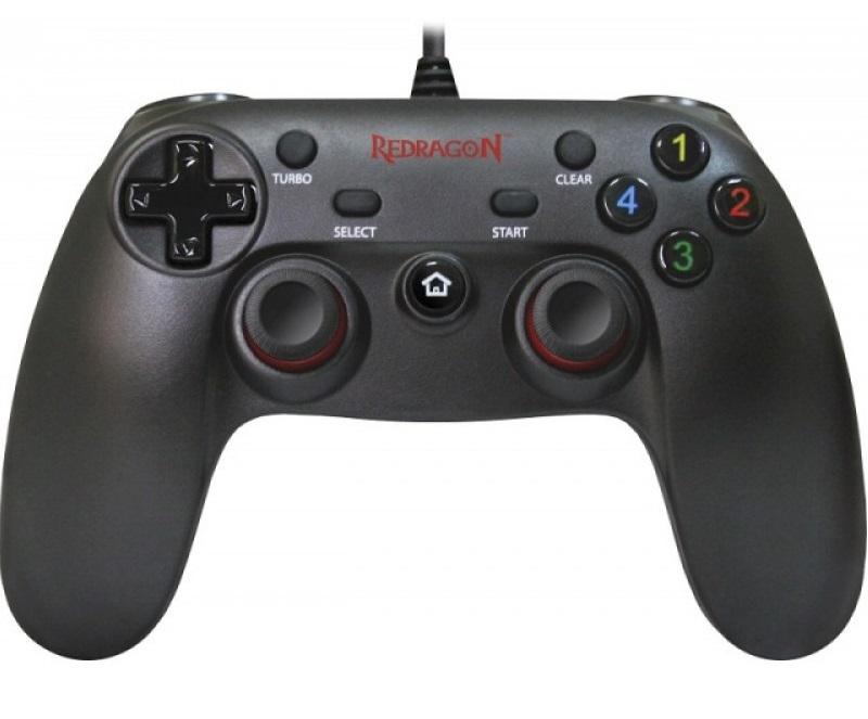 Ergonomicky tvarovaný ovladač pro maximální požitek ze hry a pohodlí i při dlouhém hraní. Je možné se s ním připojit ke konzolím PlayStation 3 a počítačům s operačním systémem Windows XP a vyšším.