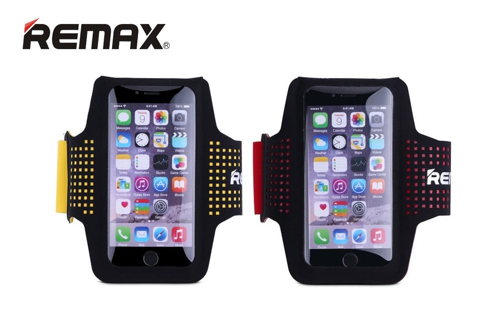 Běžecké neoprenové obaly od Remaxu pro dotykové mobilní telefony si prostě zamilujete.