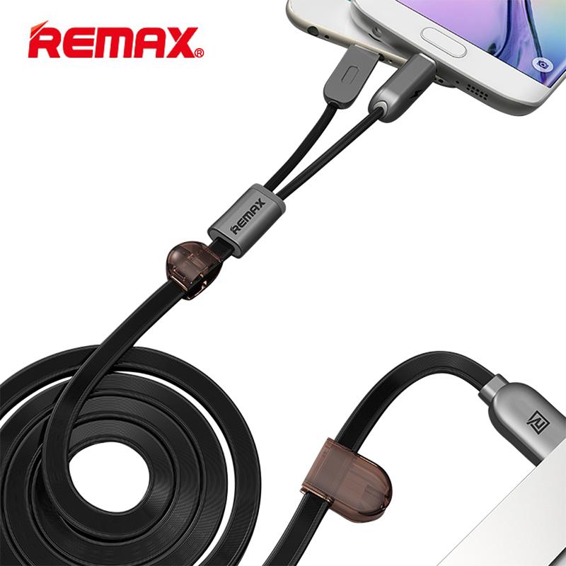 Elegantní a dokonale plochý profil kabelu proti zamotání s dostatečnou délkou 1 metr.