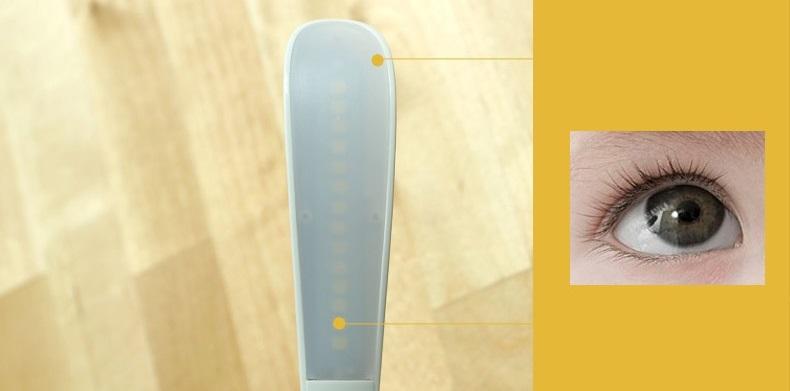 Led světla nezpůsobují stroboskopický efekt a vytváří měkké světlo, které ochrání Vaše oči například při čtení.