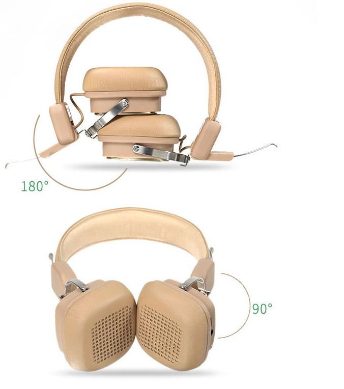 Lehká, skládací, bezdrátová sluchátka Remax RB-200HB jsou skvělým parťákem pro každý den a každou situaci.