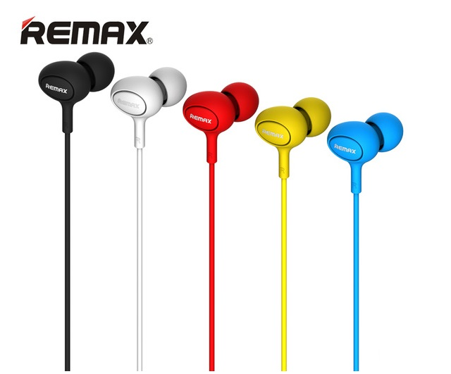 Špuntové sluchátka Remax RM-515 už na první pohled zaujmou svým vzhledem a elegantním balením. Tento model je k dostání v mnoha barevných variantách, které spojuje vysoká kompatibilita s mnoha smartphony a mobilními přehrávači, díky které snadno a spolehlivě využijete ovladač s mikrofonem umístěný na kabelu.