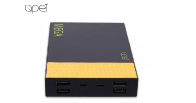 Nyní můžeme nabít svůj telefon/tablet, fotoaparát  (zařízení s microUSB/USB zdířkou) všude tam, kde nemáme přístup k elektrické zásuvce, např. na cestě, na táboře pod stanem.