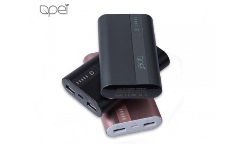 Powerbank Business Mini 7800mAh je přenosný zdroj energie pro dobíjení mobilních telefonů a smartphonů na cestách. S kompaktními rozměry je praktická, pohodlná a můžete ji nosit kamkoliv s sebou v kapse nebo peněžence.