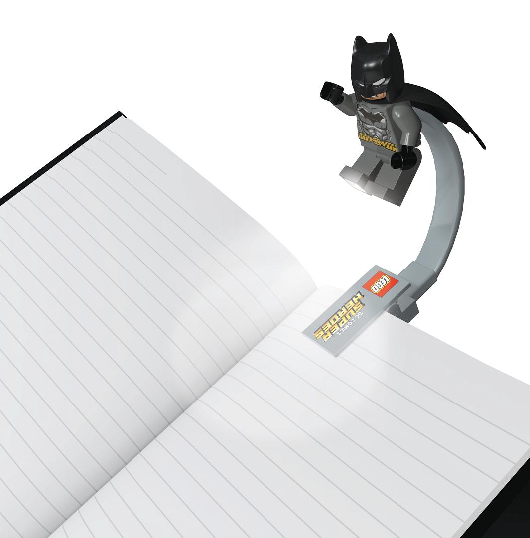 Praktická LED lampička přenosná s klipem pro snadné přichycení například na Vaši knihu, notebook atd.