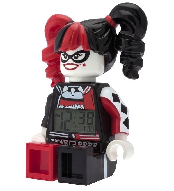 Originální LEGO hodiny s budíkem pro malé školáky i dospělé, které se hodí do každé domácnosti.