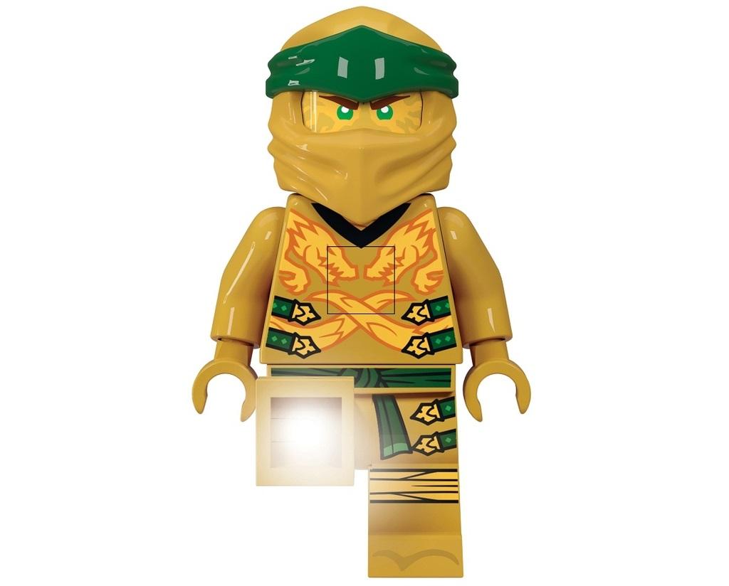 Oblíbený komiksový hrdina jako LEGO baterka.