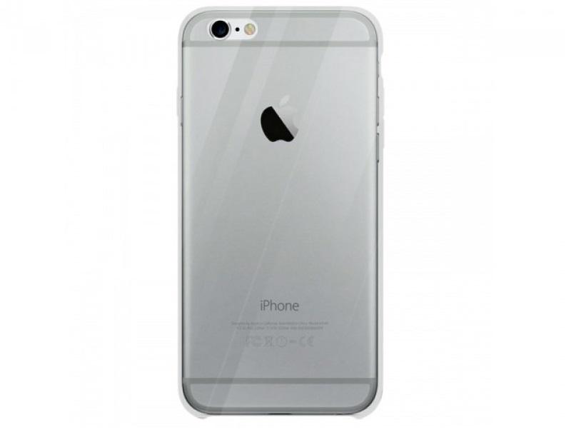 Unikátní ochranný silikonový obal pro Apple iPhone řady 6 v čirém provedení si vyberete z více barevných provedení.
