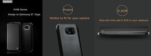Elegantní obal pro Samsung Galaxy S7 EDGE, který Vám nabídne maximální ochranu Vašeho mobilního telefonu před veškerými škrábanci a prachem. Kryt perfektně kopíruje tvary smartphonu ze všech stran.