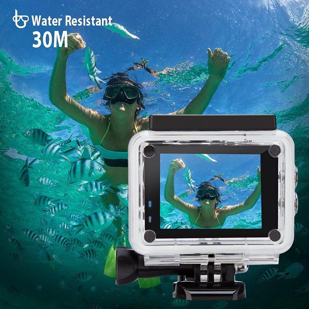 Outdoor kameru SJ4000 výborně využijete pro záběry ze všech možných (nejen) adrenalinových sportů, jako je lyžování, surfování, potápění, paragliding a spousta dalších nebo také pro natáčení Vašeho cestování či pro záznam jízdy ve Vašem voze.