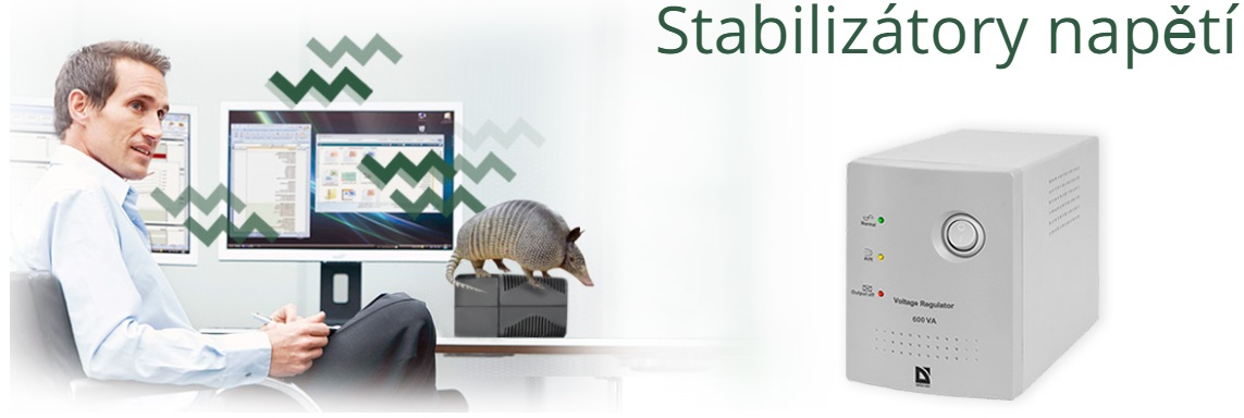 Záložní zdroje a přepěťové ochrany pro Vaše elektronická zařízení.